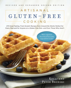Artisanal Gluten-Free Cooking.Cover