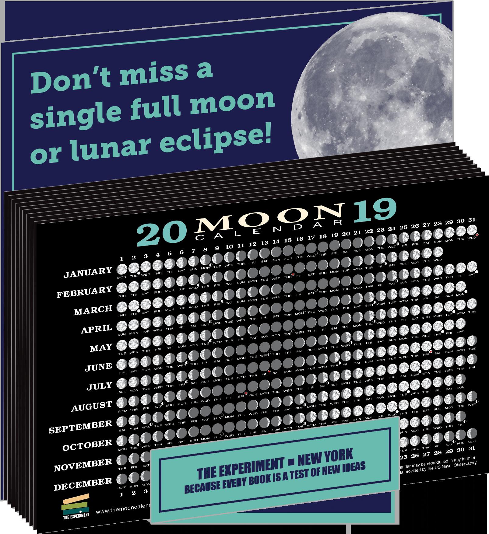 lunar calendar january 2019