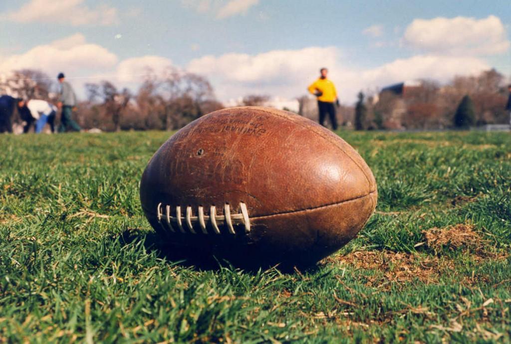 Football! | © Elvert Barnes