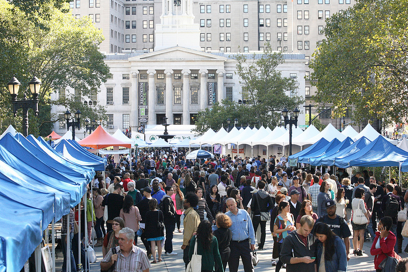 Brooklyn Book Festival 2020.Visit Us At The Brooklyn Book Festival The Experiment