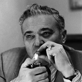 Albert Seedman, 1974