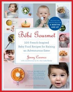 Bebe Gourmet.Cover