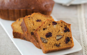 Calories In Calories Out Cookbook.Perfect Pumpkin Bread.Photo credit Law Soo Phye