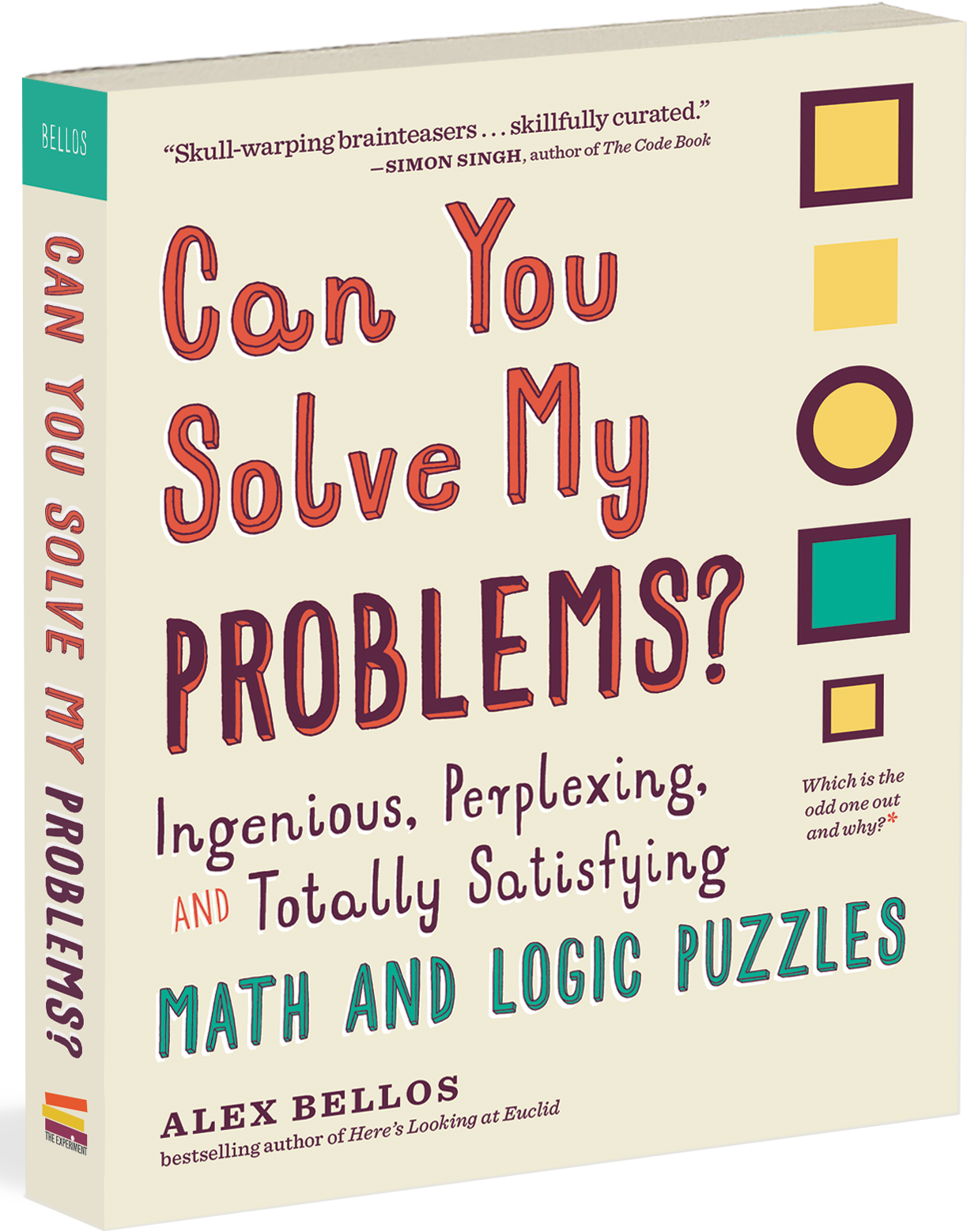 Can You Solve My Problems_3D