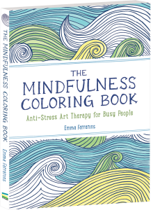 Mindfulness Coloring Book.3D