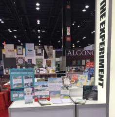 A preview of our booth at #BEA2016