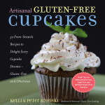 The Experiment.Artisanal Gluten Free Cupcakes.Cover