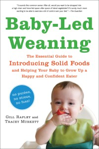 The Experiment.Baby-Led Weaning.Cover