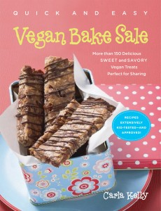 The Experiment.Quick and Easy Vegan Bake Sale.Cover