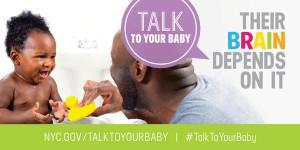 #talktoyourbaby